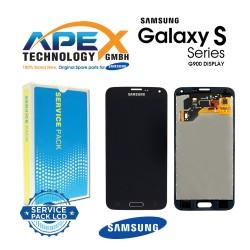 Samsung SM-G900F Galaxy S5 LCD Display / Screen + Touch - Black