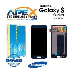 Samsung Galaxy S6 (SM-G920F) Lcd Display / Screen + Touch Black GH97-17260A