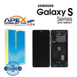 Samsung SM-G781F Galaxy S20 FE 5G LCD Display / Screen + Touch - Cloud Navy GH82-24214A OR GH82-24215A