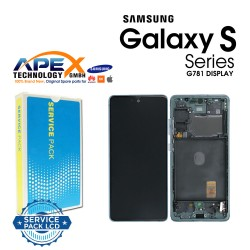 Samsung SM-G781F Galaxy S20 FE 5G LCD Display / Screen + Touch - Cloud Mint GH82-24214D OR GH82-24215D