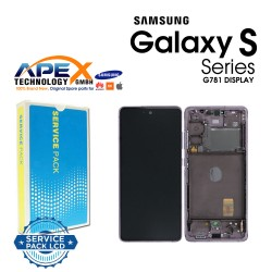 Samsung SM-G781 Galaxy S20 FE 5G Lcd Display / Screen + Touch - Cloud Lavender - GH82-24214C OR  GH82-24215C