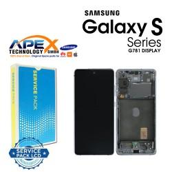 Samsung SM-G781 Galaxy S20 FE 5G Lcd Display / Screen + Touch - Cloud White - GH82-24214B OR GH82-24215B