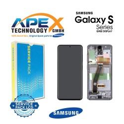 Samsung SM-G981 Galaxy S20 5G LCD Display / Screen + Touch - Grey