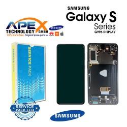 Samsung SM-G996 Galaxy S21+ 5G Lcd Display / Screen + Touch Phantom Black GH82-24553A OR GH82-24554A