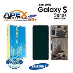 Samsung SM-G996 Galaxy S21+ 5G Lcd Display / Screen + Touch Phantom Violet GH82-24553B OR GH82-24554B