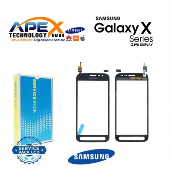 Samsung Galaxy SM-G398 ( X Cover 4s ) LCD Display module LCD / Screen + Touch Black GH96-12718A