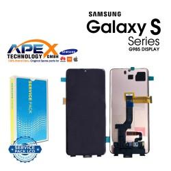 Samsung Galaxy S20 (SM-G985F) Lcd Display / Screen + Touch No Frame GH96-13030A