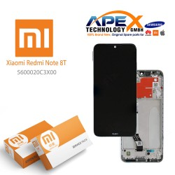 Xiaomi Redmi Note 8T Lcd Display / Screen + Touch moonlight White 5600020C3X00