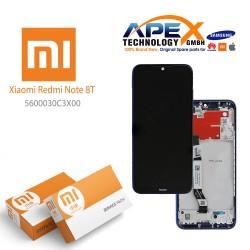 Xiaomi Redmi Note 8T Lcd Display / Screen + Touch starscape Blue 5600030C3X00