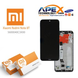 Xiaomi Redmi Note 8T Lcd Display / Screen + Touch moonshadow Grey 5600040C3X00