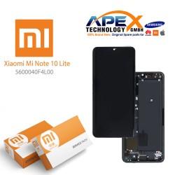 Xiaomi Mi Note 10 LCD Display / Screen + Touch  Tarnish