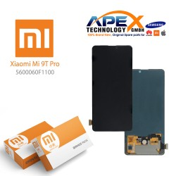 Xiaomi Mi 9T (M1903F10G) Mi 9T Pro (M1903F11G) Lcd Display / Screen + Touch (Service Pack) 5600060F1100