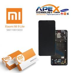 Xiaomi Mi 9T (M1903F10G) Mi 9T Pro (M1903F11G) Lcd Display / Screen + Touch (Service Pack) carbon Black 560110015033