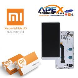Xiaomi Mi Mix 2S LCD Display / Screen + Touch White