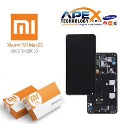 Xiaomi Mi Mix 2S LCD Display / Screen + Touch Black