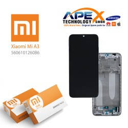 Xiaomi Mi A3  LCD Display / Screen + Touch Black
