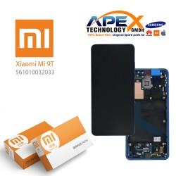 Xiaomi Mi 9T (M1903F10G) Mi 9T Pro (M1903F11G) Lcd Display / Screen + Touch (Service Pack) glacier Blue 561010032033
