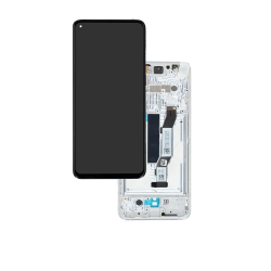 Xiaomi Mi10T / Mi 10T Pro Lcd Display / Screen + Touch Lunar Silver 5600040J3S00