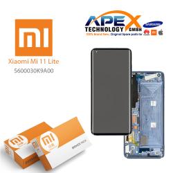 Xiaomi Mi 11 Lite LCD Display / Screen + Touch Black