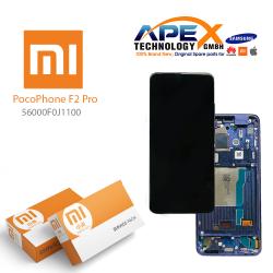 Xiaomi Poco F2 Pro LCD Display / Screen + Touch Purple
