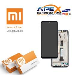 Xiaomi Poco X3 Pro LCD Display / Screen + Touch Blue